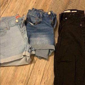 YMI shorts/jeans
